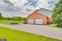Room for your cars and any excess you would need - 803 HORIZON WAY, MARTINSBURG