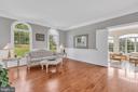 Formal Living Room - 18131 PERTHSHIRE CT, LEESBURG