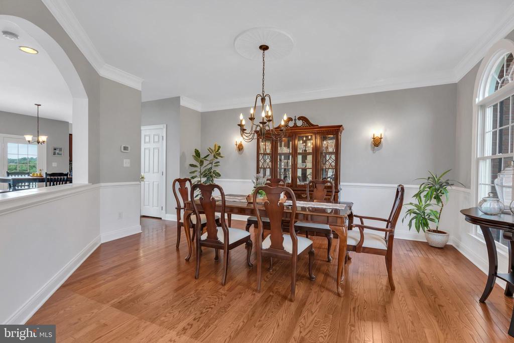 Formal Dining Room - 18131 PERTHSHIRE CT, LEESBURG