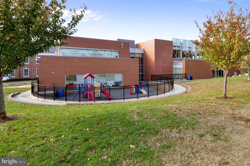 Walk to Stoddart School and Rec Center - 4100 W ST NW #515, WASHINGTON