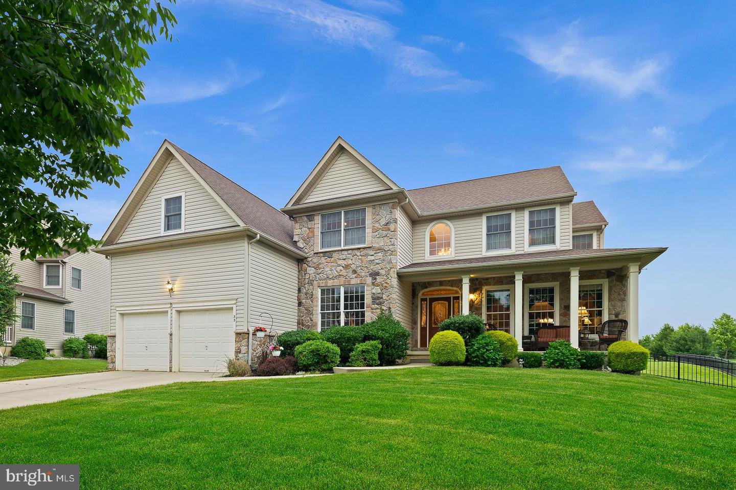 Single Family Homes for Sale at Columbus, New Jersey 08022 United States