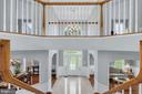 Butterfly Staircase - 18131 PERTHSHIRE CT, LEESBURG