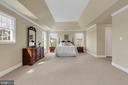 Master Bedroom - 18131 PERTHSHIRE CT, LEESBURG