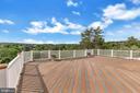 Deck View - 18131 PERTHSHIRE CT, LEESBURG