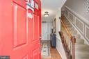 Main Entrance, Hallway - 14864 SWALLOW CT, WOODBRIDGE