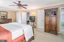 Master Bedroom - 14864 SWALLOW CT, WOODBRIDGE