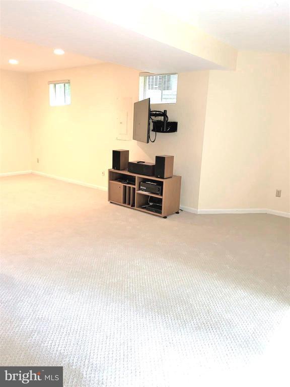 Entertainment center conveys with the house. - 2405 SAGARMAL CT, DUNN LORING