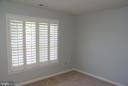 Bedroom #4 with full en suite - 12809 SHADOW OAK LN, FAIRFAX