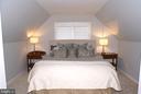 Cozy sleep space - 12809 SHADOW OAK LN, FAIRFAX