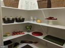Roomy pantry - 12809 SHADOW OAK LN, FAIRFAX