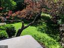 Hot tub off screen porch area! - 12809 SHADOW OAK LN, FAIRFAX