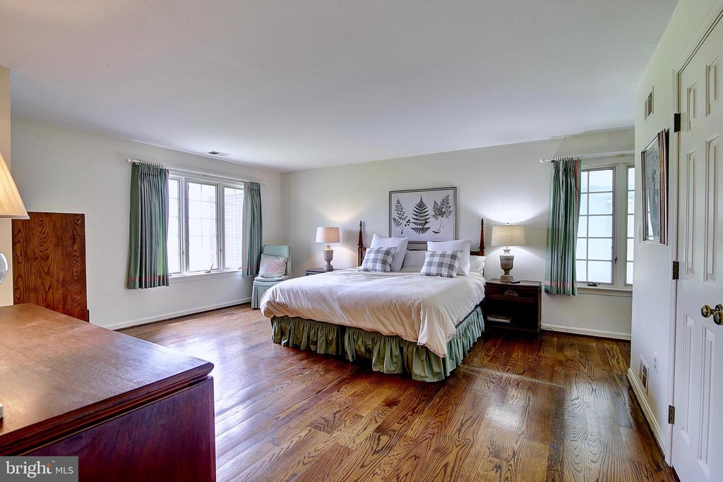 Master Bedroom. - 23118 PANTHERSKIN LN, MIDDLEBURG