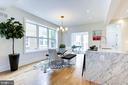 Generously sized rooms - 3624 NORTON PL NW, WASHINGTON