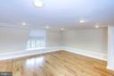 Third level front-to-back loft space - 3624 NORTON PL NW, WASHINGTON