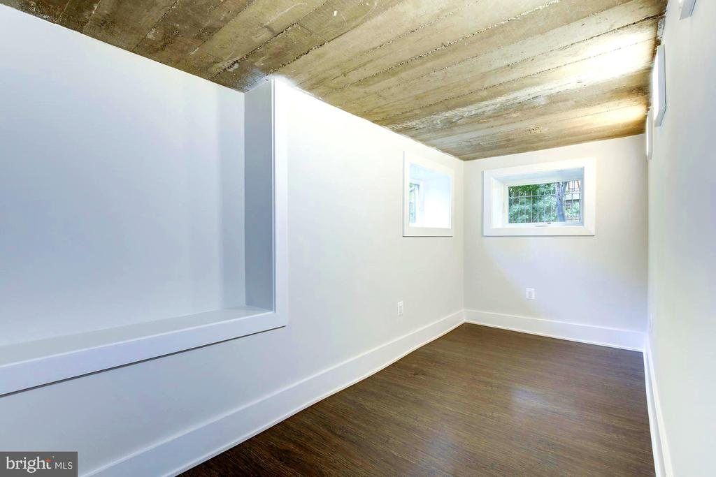 Hobby room, storage or other space - 3624 NORTON PL NW, WASHINGTON
