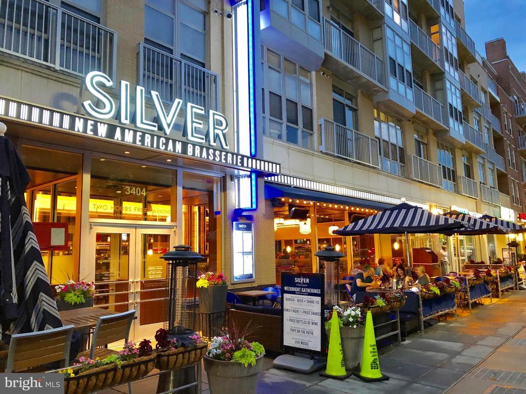One block to Silver - 3624 NORTON PL NW, WASHINGTON