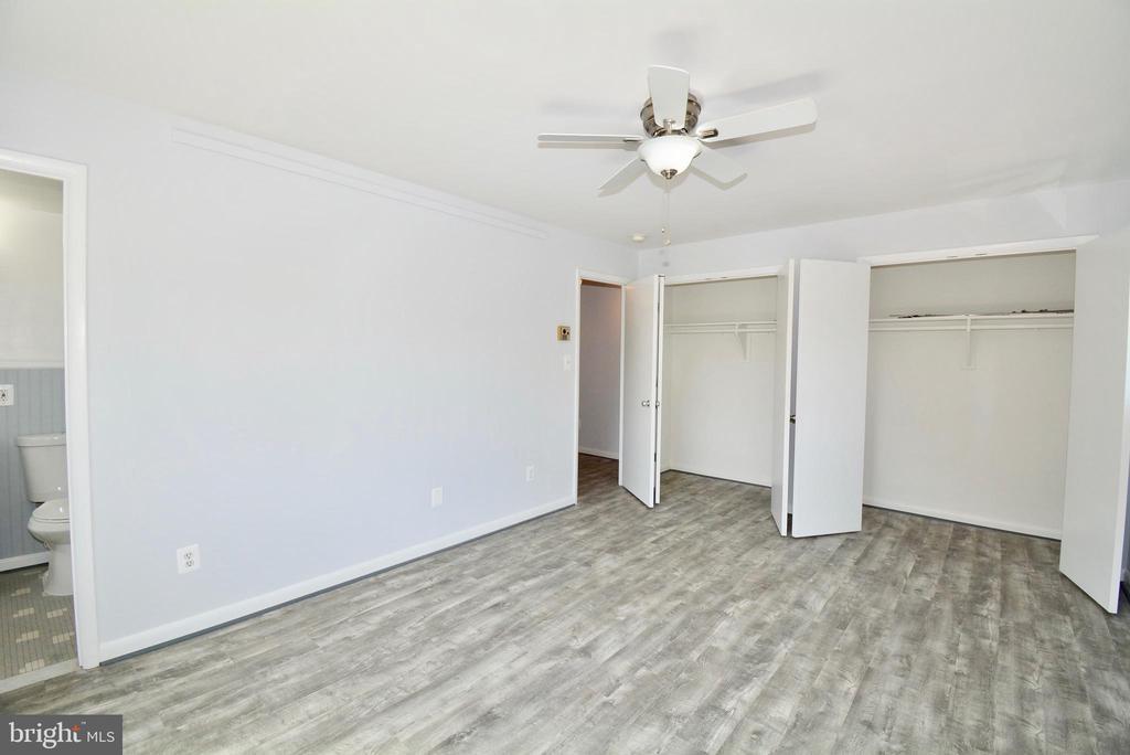 Lots of closet space in Bedroom 1 - 3515 WASHINGTON BLVD #211, ARLINGTON