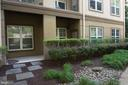 Private patio - 11750 OLD GEORGETOWN RD #2135, ROCKVILLE