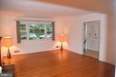 Living Room - 3827 N ABINGDON ST, ARLINGTON