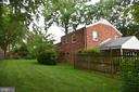 Back Yard - 3827 N ABINGDON ST, ARLINGTON