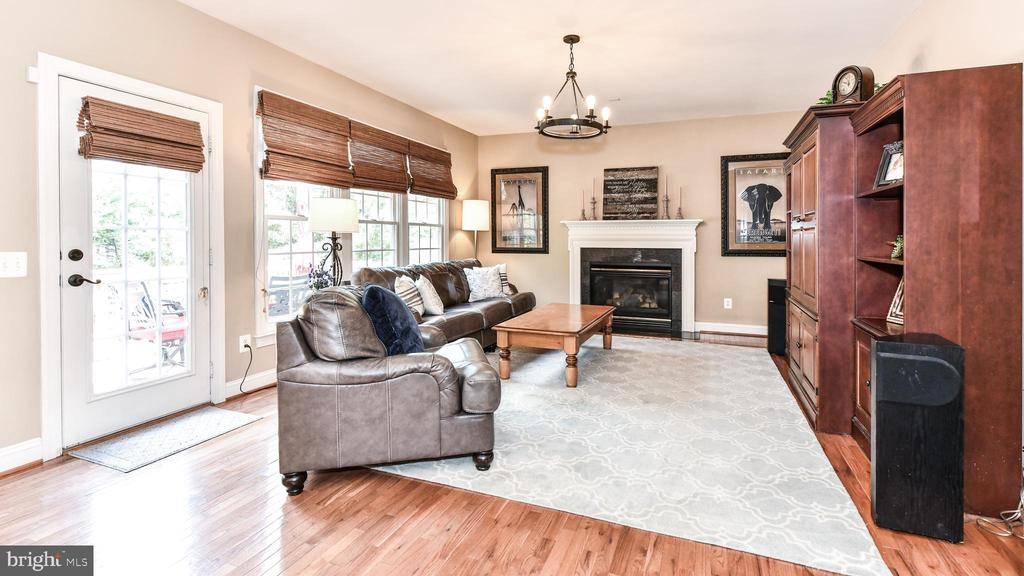 Great Room - 20593 BLUE WATER CT, ASHBURN