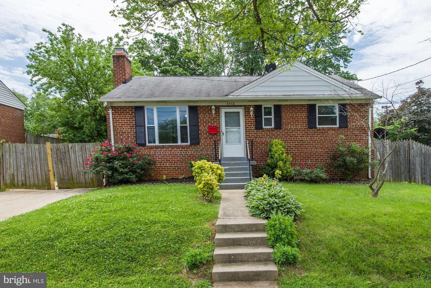 Single Family for Sale at 3518 Hargo St Silver Spring, Maryland 20906 United States