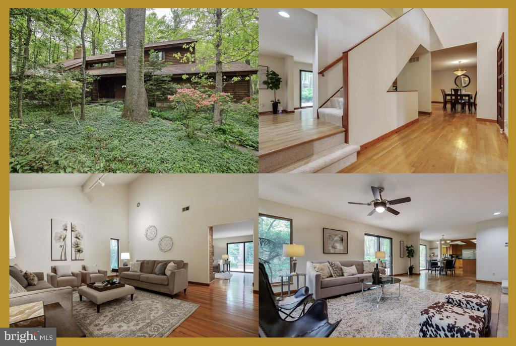 Potential Abounds! Customize this home for you! - 11220 HANDLEBAR RD, RESTON