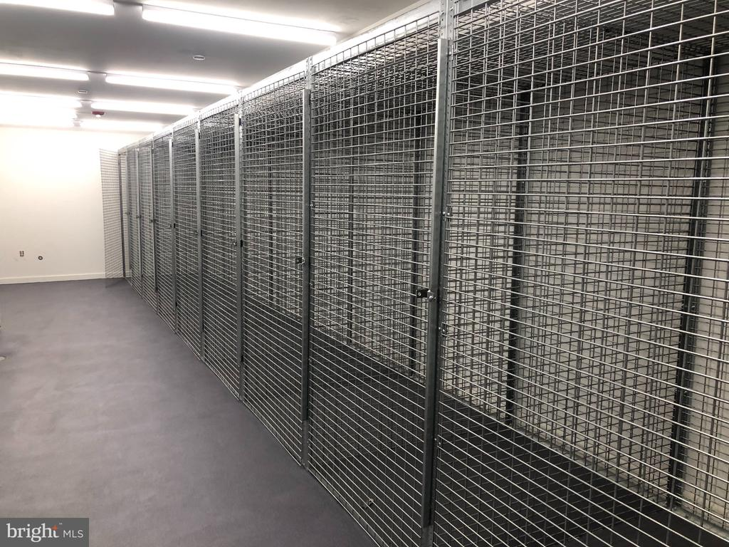 Storage cages available for sale - 1101 Q ST NW #102, WASHINGTON