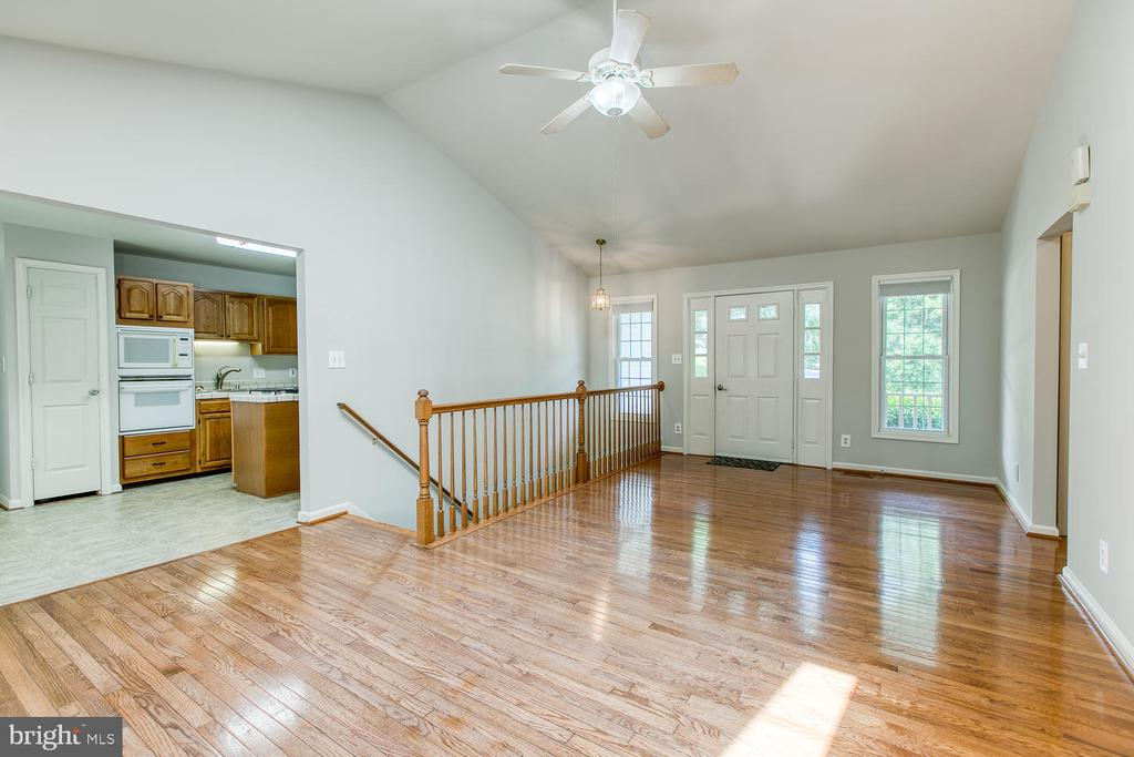 Gleaming Hardwood Floors - 6814 ORCHID LN, FREDERICKSBURG