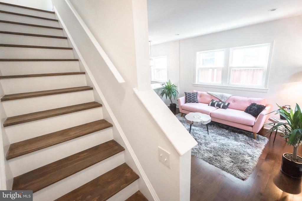 Stairs - 3659-3661 HORNER PL SE, WASHINGTON