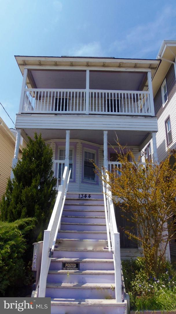 Duplex Homes for Sale at Ocean City, New Jersey 08226 United States