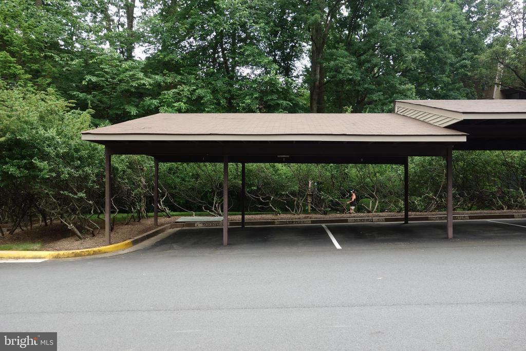 2 car spaces 1 car carport, 1  parking lot - 2114 GREEN WATCH WAY #301, RESTON