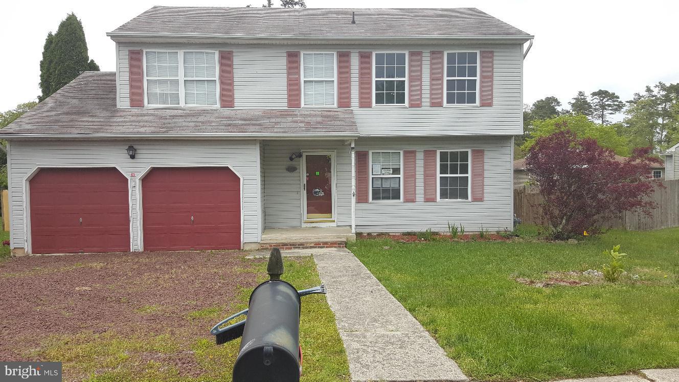 single family homes для того Продажа на Little Egg Harbor Twp, Нью-Джерси 08087 Соединенные Штаты