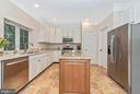 Lots of space for the cook(s). - 1706 DEARBOUGHT CT, FREDERICK