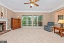 Family Room - 1706 DEARBOUGHT CT, FREDERICK