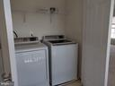 Upstair Laundry - 5690 FAIRCLOTH CT, CENTREVILLE