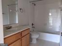 Upstair Full Bath - 5690 FAIRCLOTH CT, CENTREVILLE