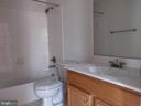 Basement Full Bath - 5690 FAIRCLOTH CT, CENTREVILLE