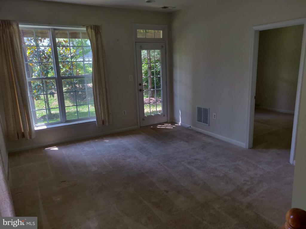 Basement with Walk-out - 5690 FAIRCLOTH CT, CENTREVILLE