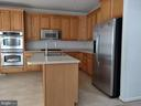 Kitchen - 5690 FAIRCLOTH CT, CENTREVILLE