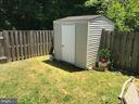 Backyard (Angle I) - 8173 WILLOWDALE CT, SPRINGFIELD