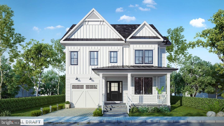 Single Family Homes 용 매매 에 Chevy Chase, 메릴랜드 20815 미국