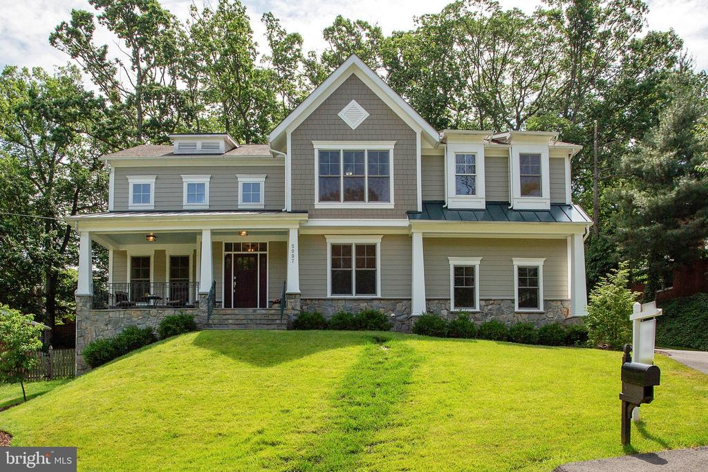 5907  BUSH HILL DRIVE, Alexandria, Virginia