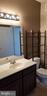 Private Master Bathroom - 14301 KINGS CROSSING BLVD #303, BOYDS