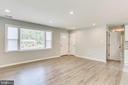 Living Room - 4611 EATON DR, SUITLAND