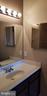 Hallway Bathroom with shower - 14301 KINGS CROSSING BLVD #303, BOYDS