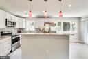 Kitchen - 4611 EATON DR, SUITLAND