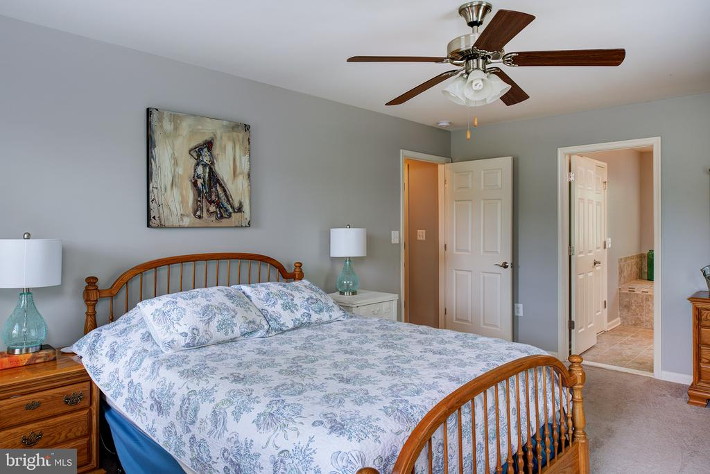 Master Bedroom , 2 walk in closets - 16339 WOODGROVE RD, ROUND HILL