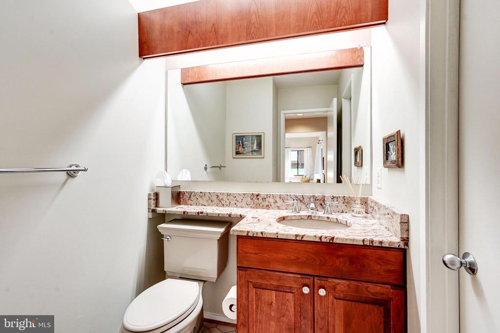 Powder room on main level - 2272 COMPASS POINT LN, RESTON