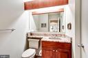 Powder room on main level - 2272 COMPASS POINT LN, RESTON